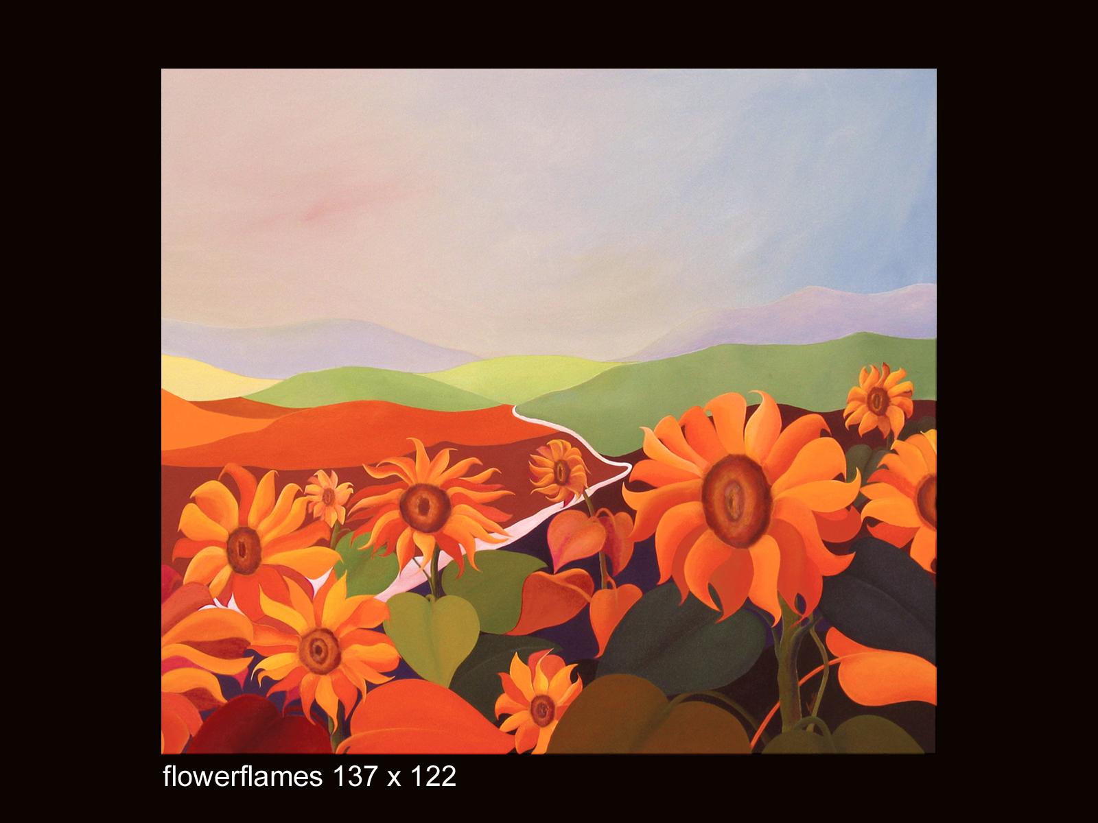 acrylic_flowerflames_137x122a